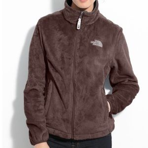 The North Face Osito Bittersweet Brown Soft Jacket